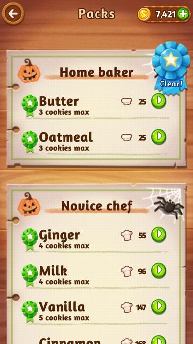 Word Cookies!™ screenshot1