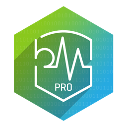 Ícone do app BitMedic® Pro Antivirus