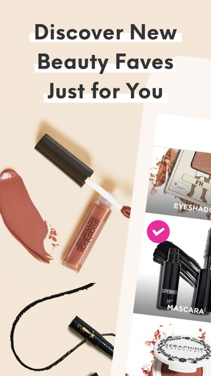ipsy - Beauty, makeup & tips screenshot-0