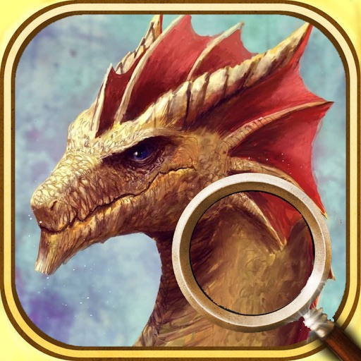 Hidden Dragon Quest iOS App