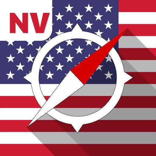 Nevada, USA Offline Navigation