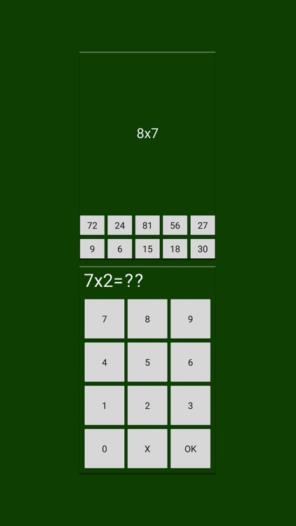 9x9 Times Table