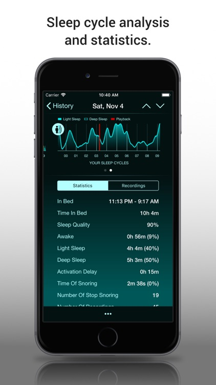 Sleep Recorder Plus