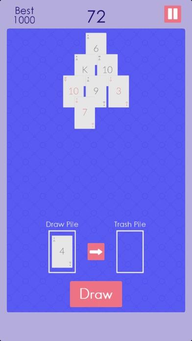 Endless Tower Solitaire screenshot 3