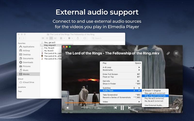 Elmedia Video Player Screenshot