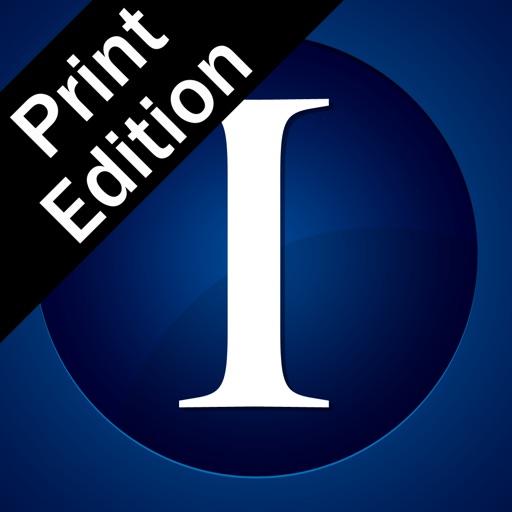 The Item of Millburn Print