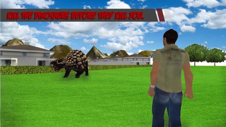 Dinosaur City- Survival Island
