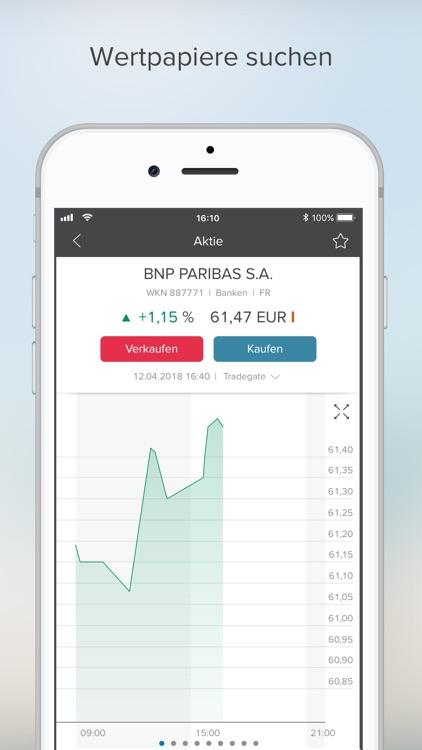 Consorsbank screenshot-5