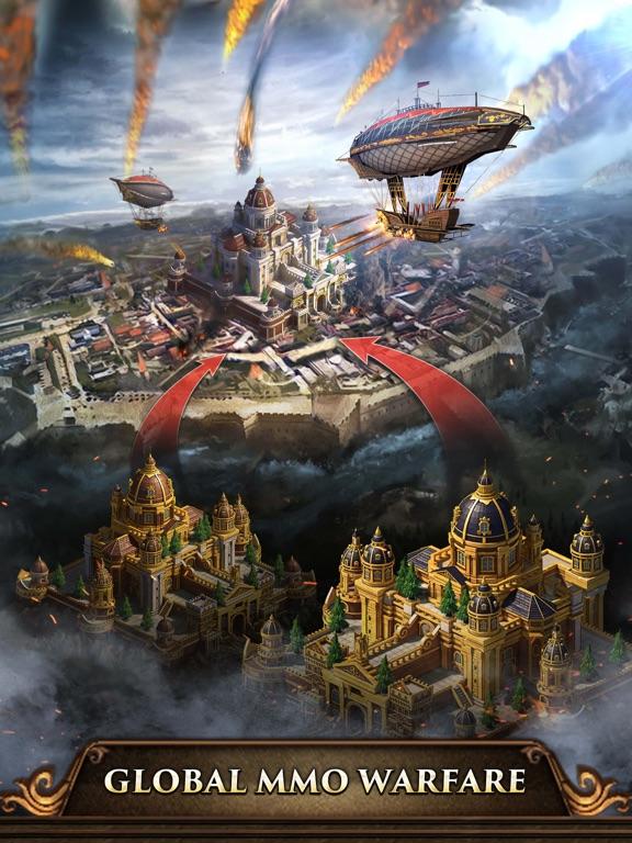 Guns of Glory: Conquer Empires screenshot #5