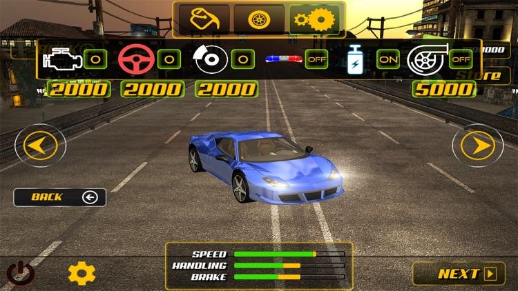 Real Racing Car on Smashy Road screenshot-3