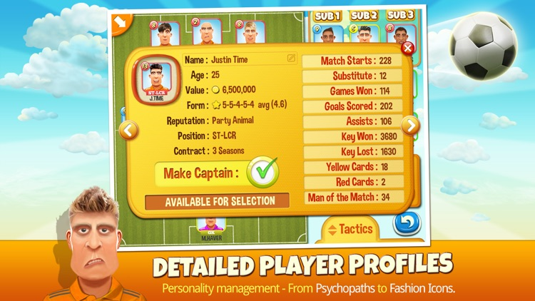 Matchday Hero Football Manager screenshot-4