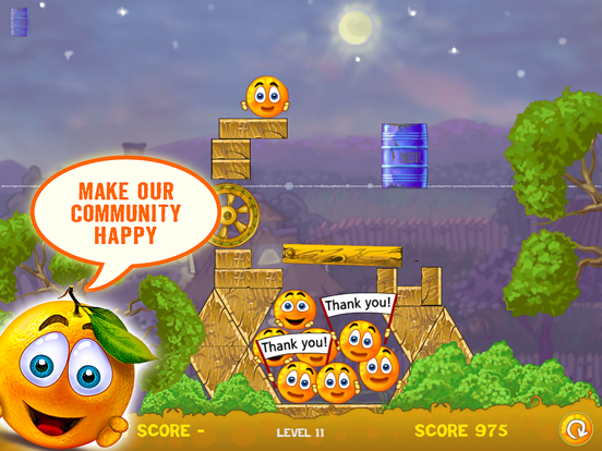 Cover Orange (Ad Supported) screenshot 8