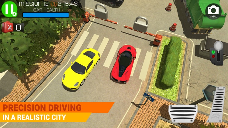 Driving Quest: Top View Puzzle screenshot-0