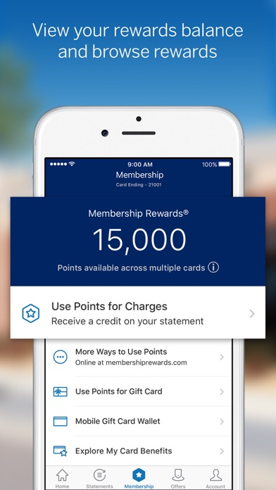 Amex Mobile App Download - Android APK