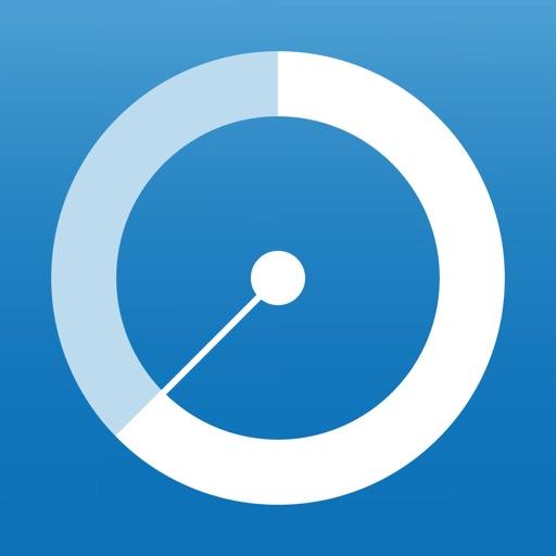 Calendar round, event planner & time tracker