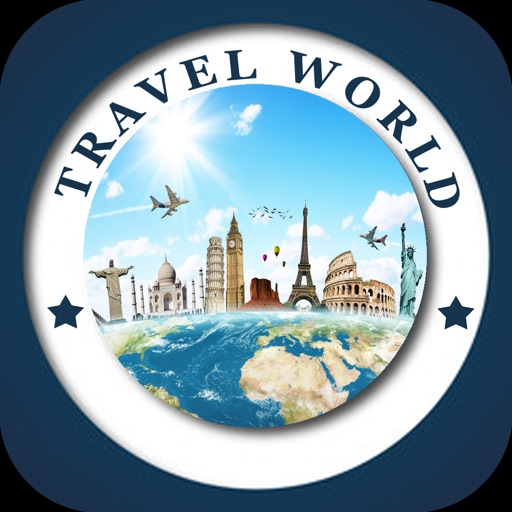 Travel around the world_Emaps