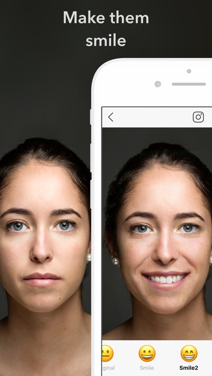 FaceApp: Neural Face Transformations