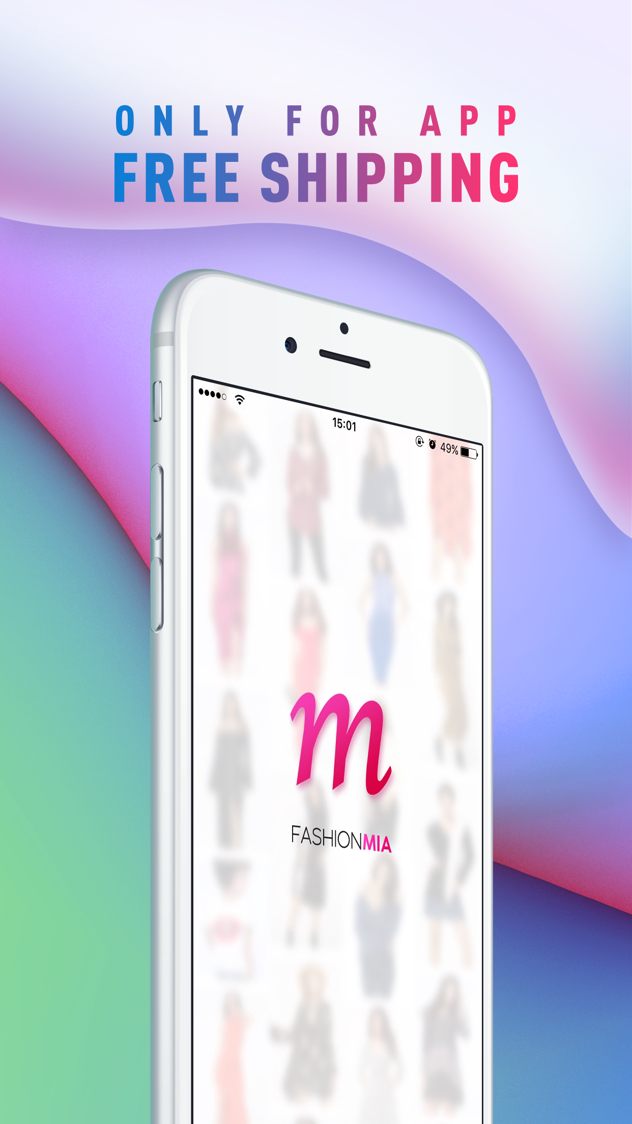 Fashionmia Screenshot