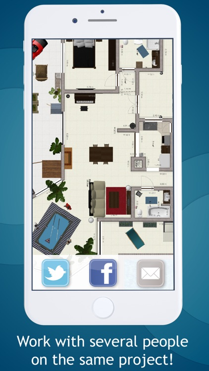 Keyplan 3D - Home design screenshot-4