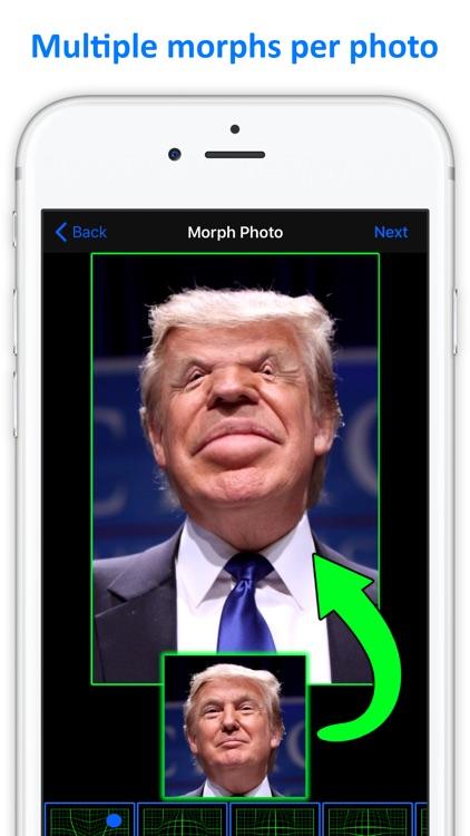 Funny Face Camera Booth screenshot-3