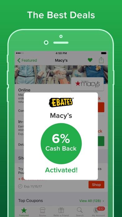 Ebates – Cash Back Rewards for Windows