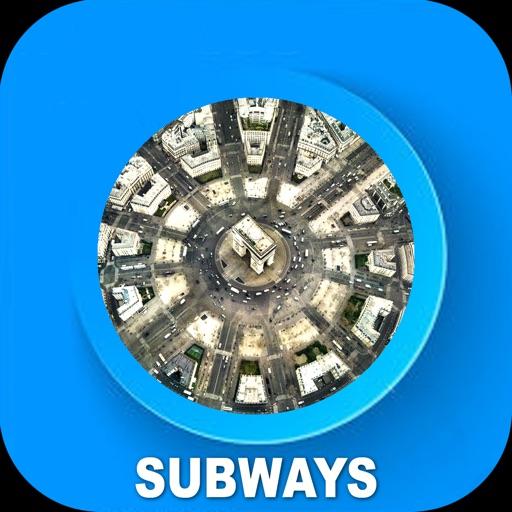 Metro and Subway Maps