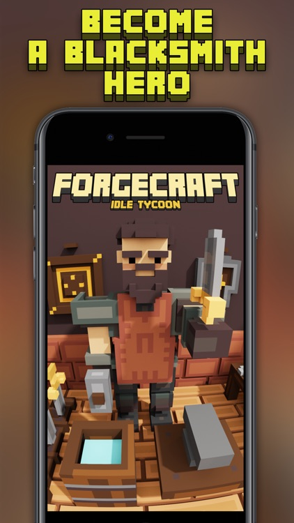 ForgeCraft - Idle Tycoon screenshot-4