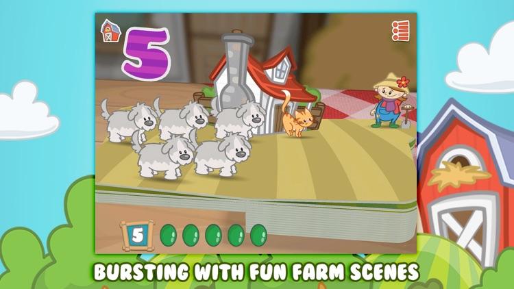 Farm 123 - Learn to count! screenshot-4