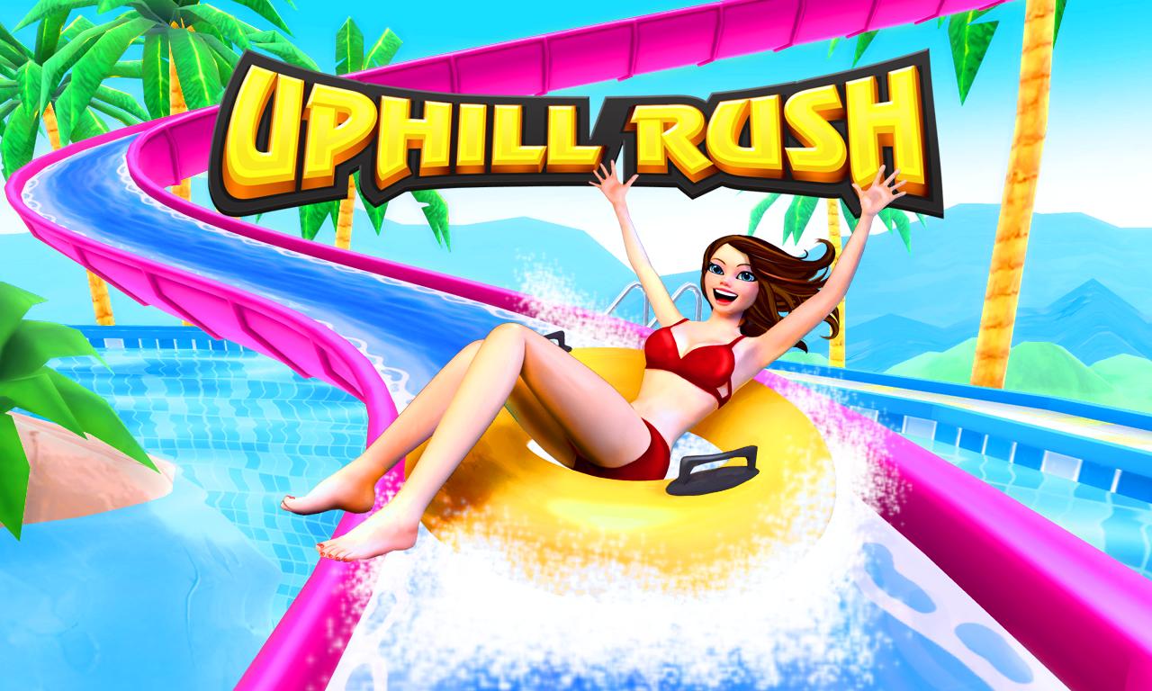 Uphill Rush Water Park Racing