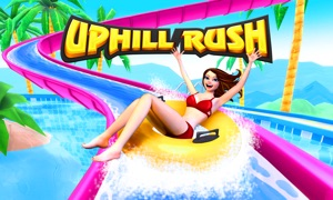 Uphill Rush Water Park Racing