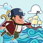 Pirata Grifo Saltar Aventuras icon