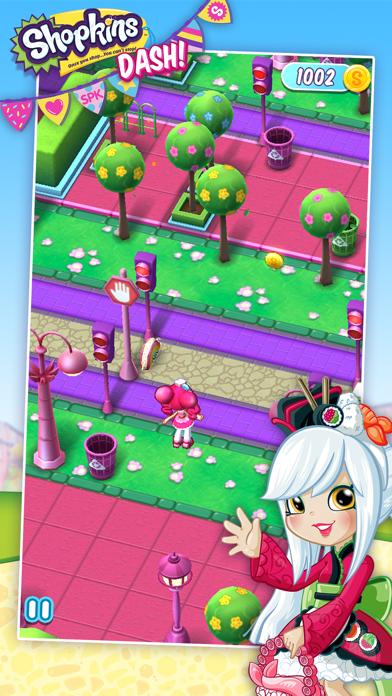 Shopkins Dash! screenshot 4
