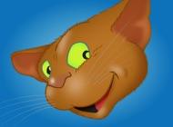 Brown Cat emoji