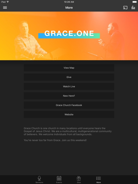Grace Church | Houston, TX | App Price Drops