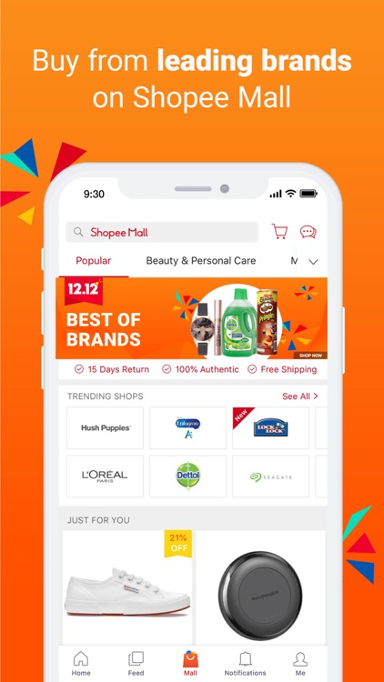 Shopee SG: 12.12 Birthday Sale screenshot-4