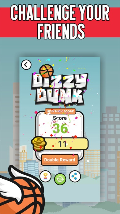 Dunky Dunk screenshot 3