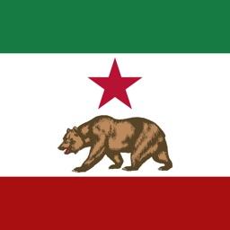 California Emoji Stickers