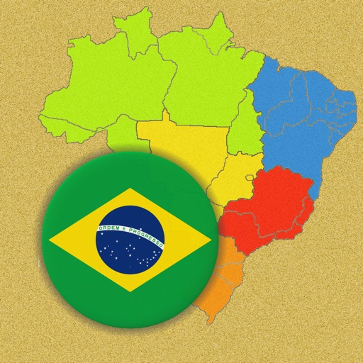 Brazilian States - Brazil Quiz icon