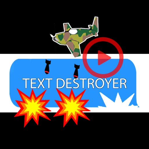 Text Destroyer