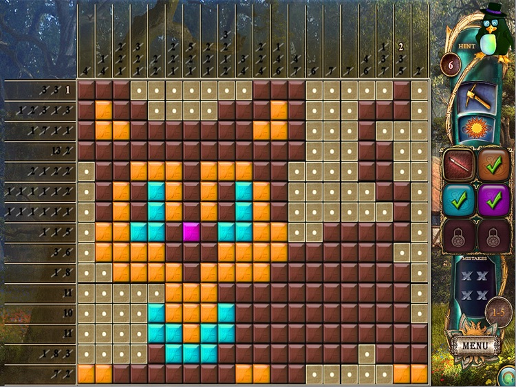 Fantasy Mosaics 16 screenshot-4