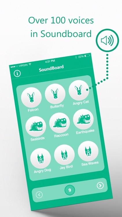 iNature Soundboard & FX Voice