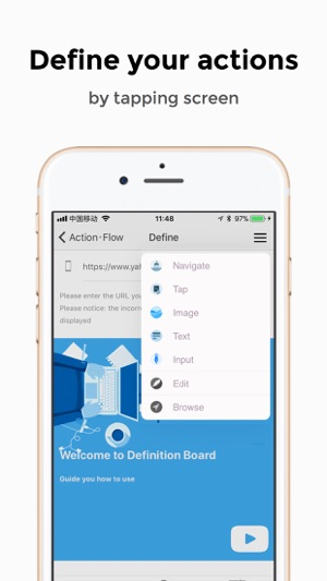 Action·Flow - Automate the web on the App Store