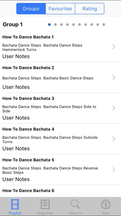 How To Dance Bachata screenshot-1