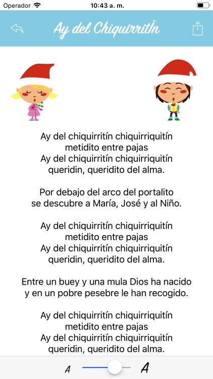 Spanish Christmas Songs screenshot-2