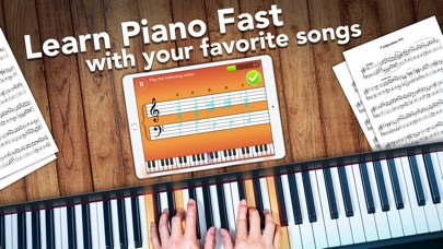 Simply Piano by JoyTunes app image