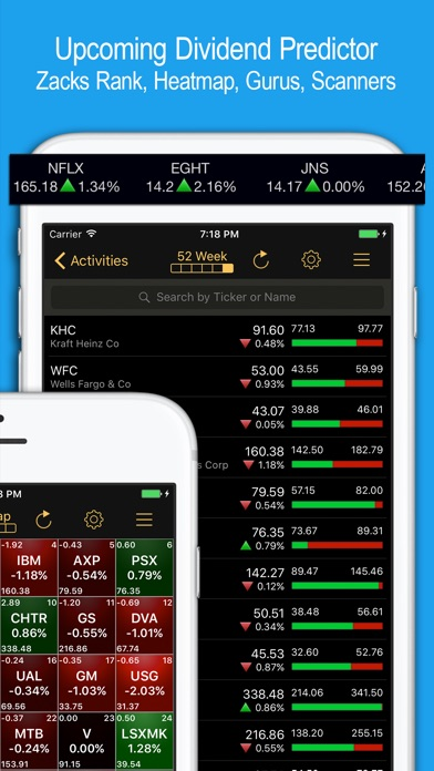 Stocks Live+ Portfoli... screenshot1