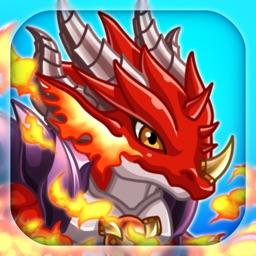 Dragon x Dragon - City Sim Building Games