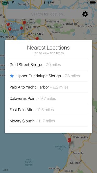 My Tide Times Pro Tide Chart By Jruston Apps Ios United Kingdom