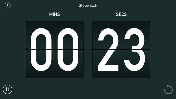 Flip Timer & stopwatch