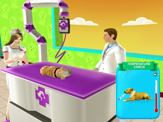 Pet Hospital - Doctor Games-ipad-5